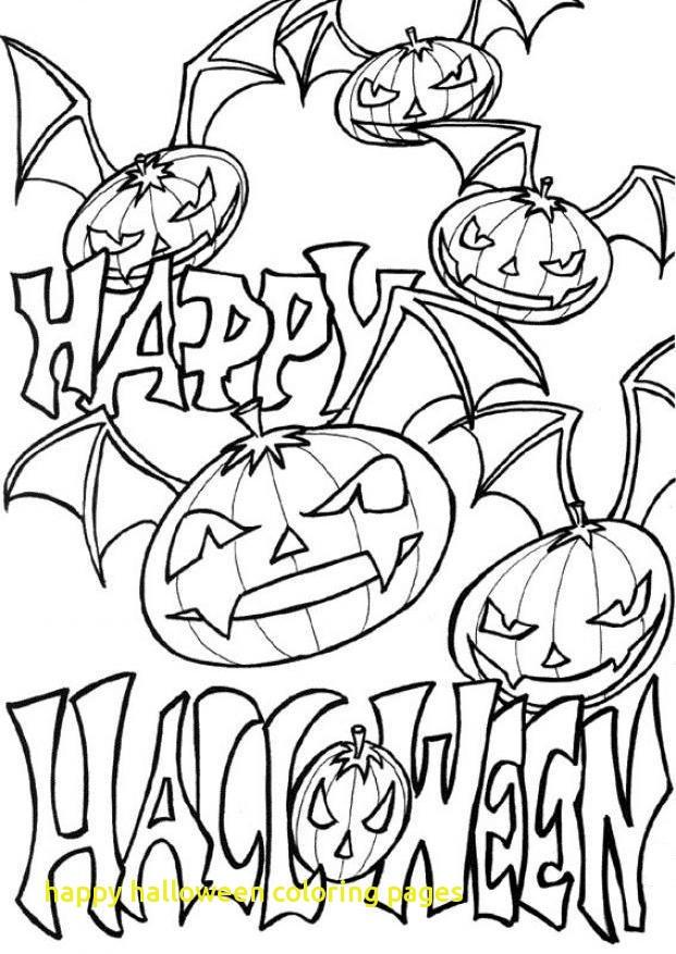 621x877 Happy Halloween Coloring Pages With Resultado De Imagem Para