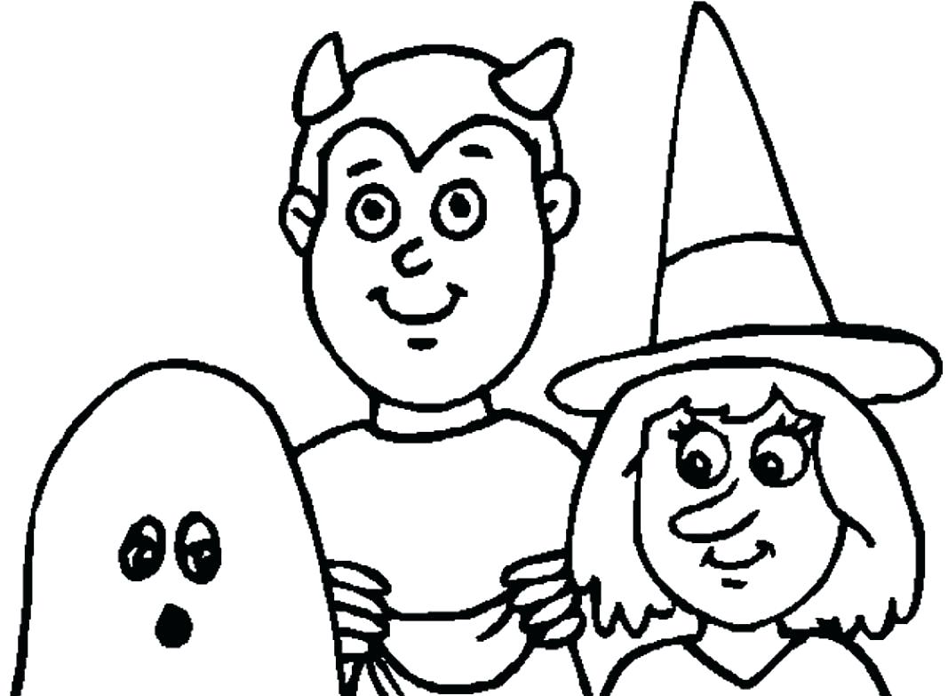 1067x783 Coloring Pages ~ Free Halloween Coloring Pages To Print Sesame