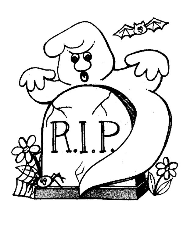 600x773 Coloring Pages Ghost Coloring Pages 2 Halloween To Print Ghost