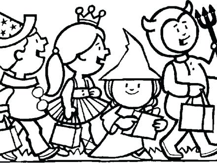 440x330 Cool Coloring Pages For Halloween Print Adult Kids Sheets Free S