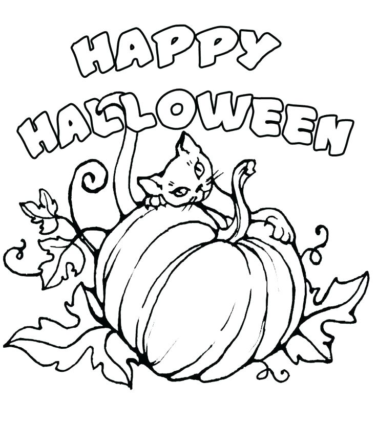 736x833 Cute Halloween Coloring Sheets Fun Coloring Pages Funny Coloring
