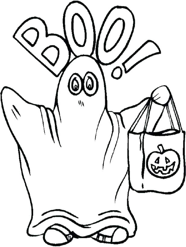 617x818 Halloween Coloring Pages Free Coloring Pages For Kids Halloween