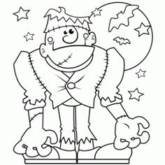 236x236 easy halloween drawings kids draw fun for christmas - Halloween Pictures For Kids To Draw