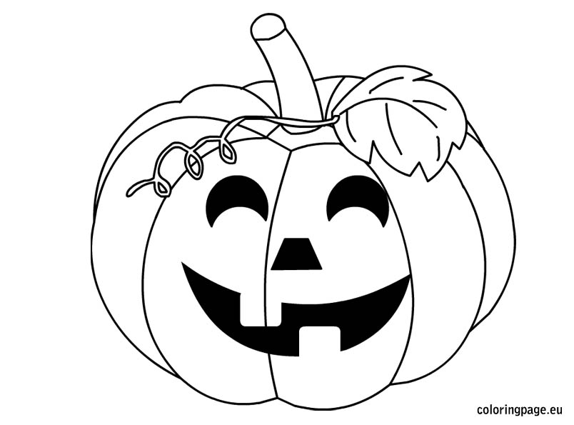 Halloween Pumpkin Drawing at GetDrawingscom Free for personal use