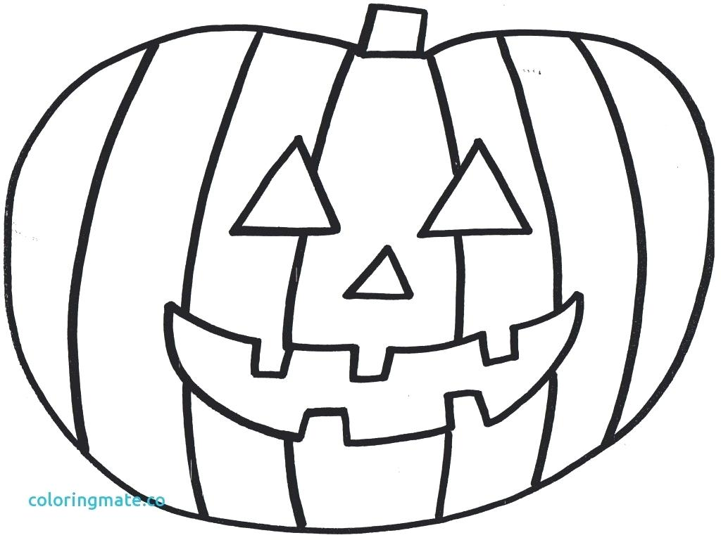 Halloween Pumpkin Drawing For Kids At Getdrawingscom Free For - Coloring-pages-of-a-pumpkin