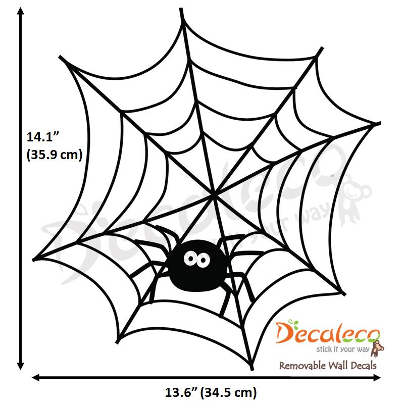 800x800 Halloween Spider Web