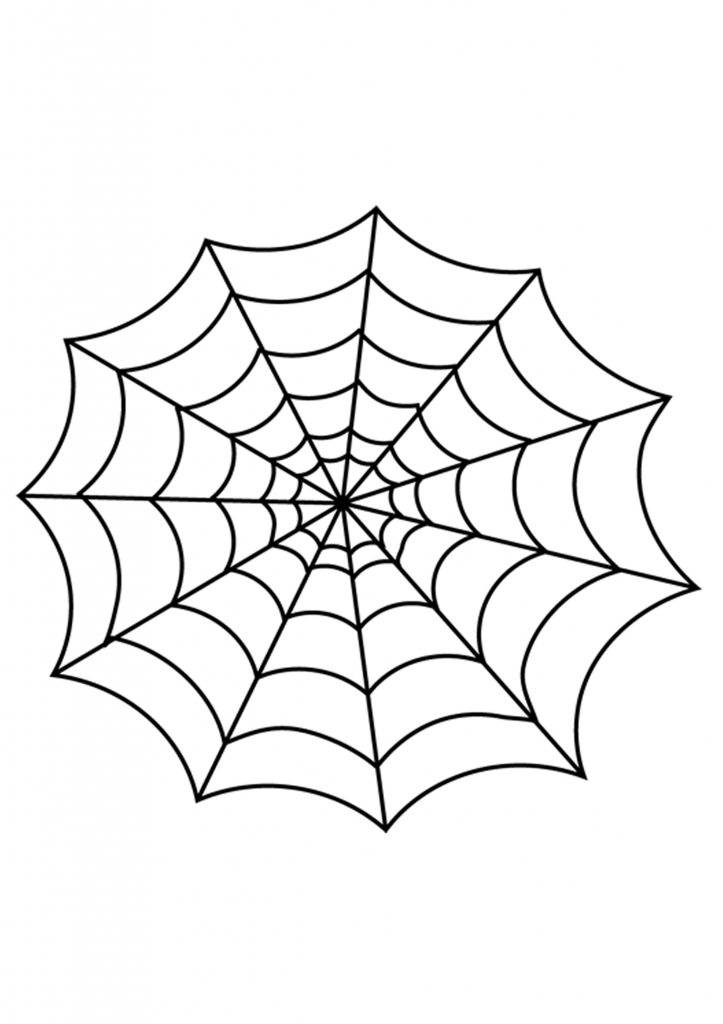 723x1024 How To Draw A Spider Web How To Make Glitter Glue Spider Web