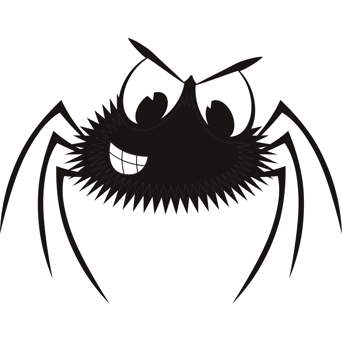 1200x1200 Spider Cartoon Pictures Group