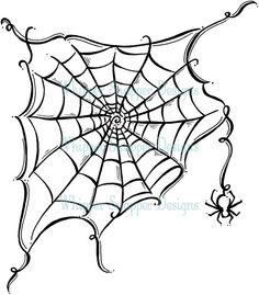 236x269 Spiderweb Drawing