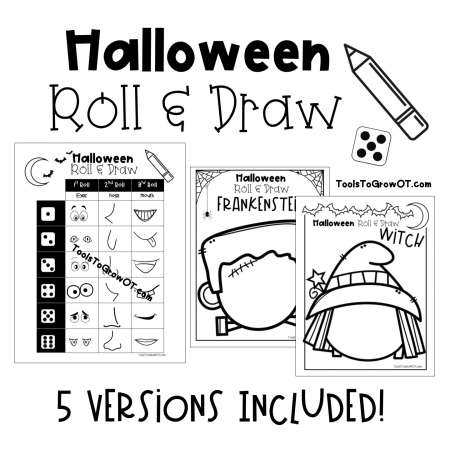 450x450 Halloween Holidays Seasons Themes Therapy Resources Tools