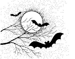 320x253 Free Halloween Trees Clipart