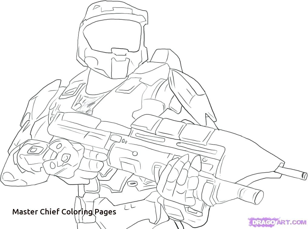 1017x755 Great Master Chief Coloring Page Fee Pages Halo 3 For P