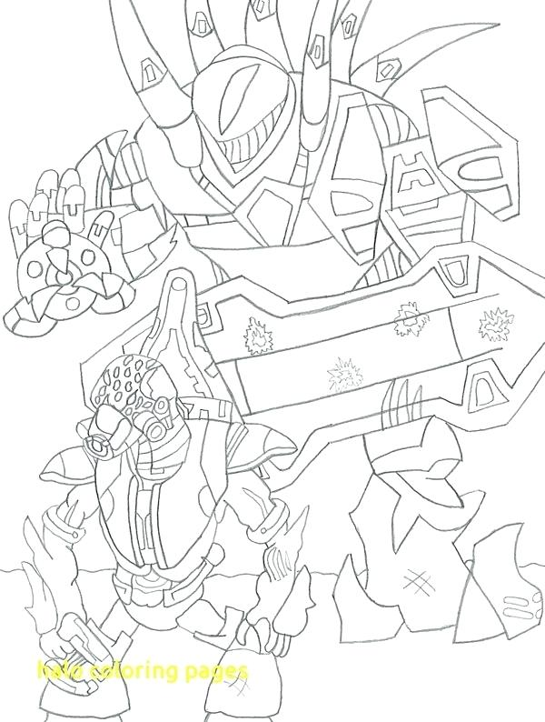 600x794 Halo Coloring Pages Halo Coloring Pages With Free Printable Halo