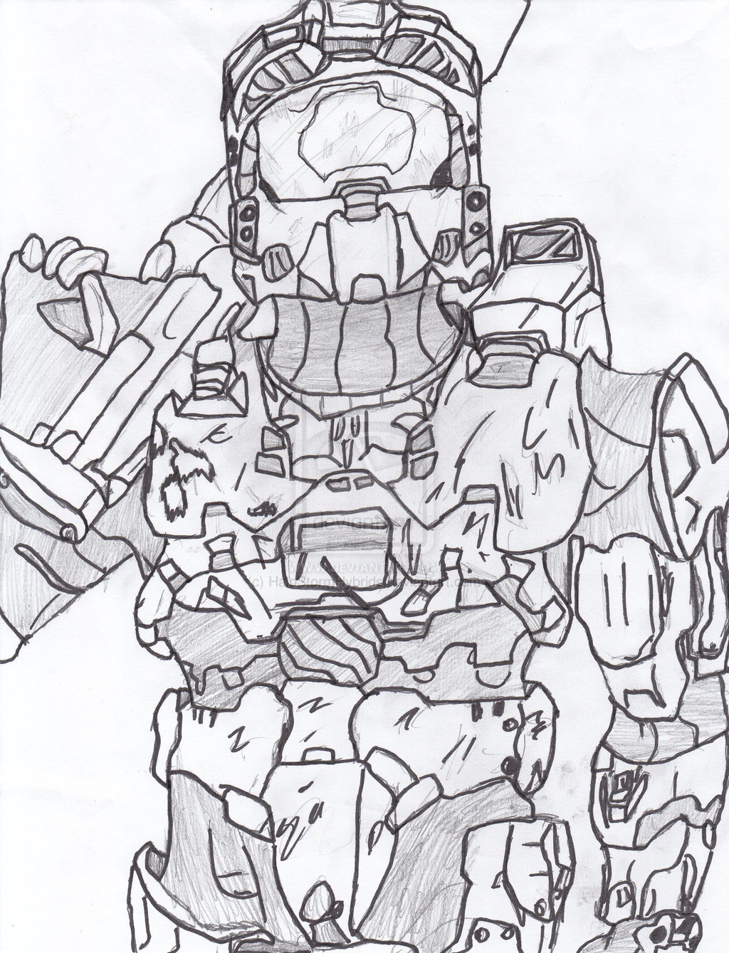 1024x1339 Halo Coloring Pages Halo 3 Coloring Pages Master Chief Coloring