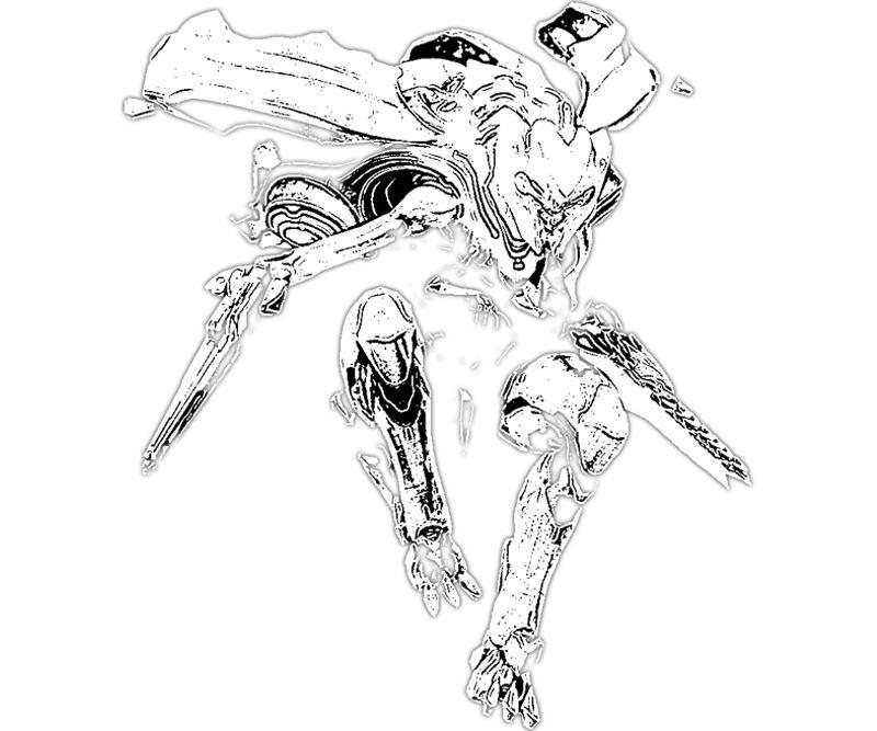 800x667 Halo 4 Promethean Knight Yumiko Fujiwara