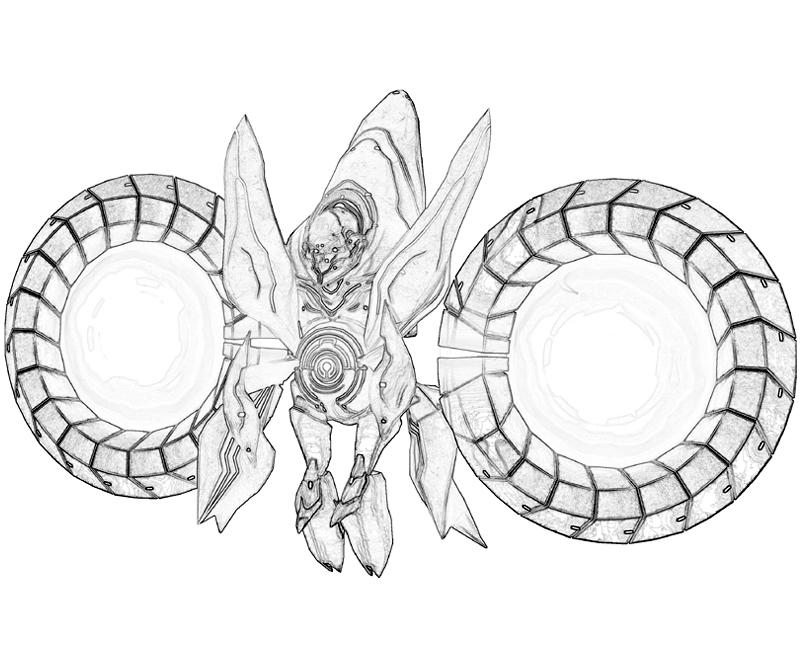 800x667 Halo 4 Promethean Watcher Yumiko Fujiwara