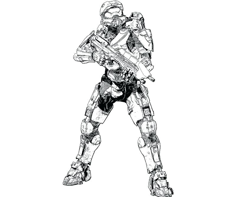 800x667 Halo Master Chief Coloring Pages Halo 3 Coloring Pages Halo 4