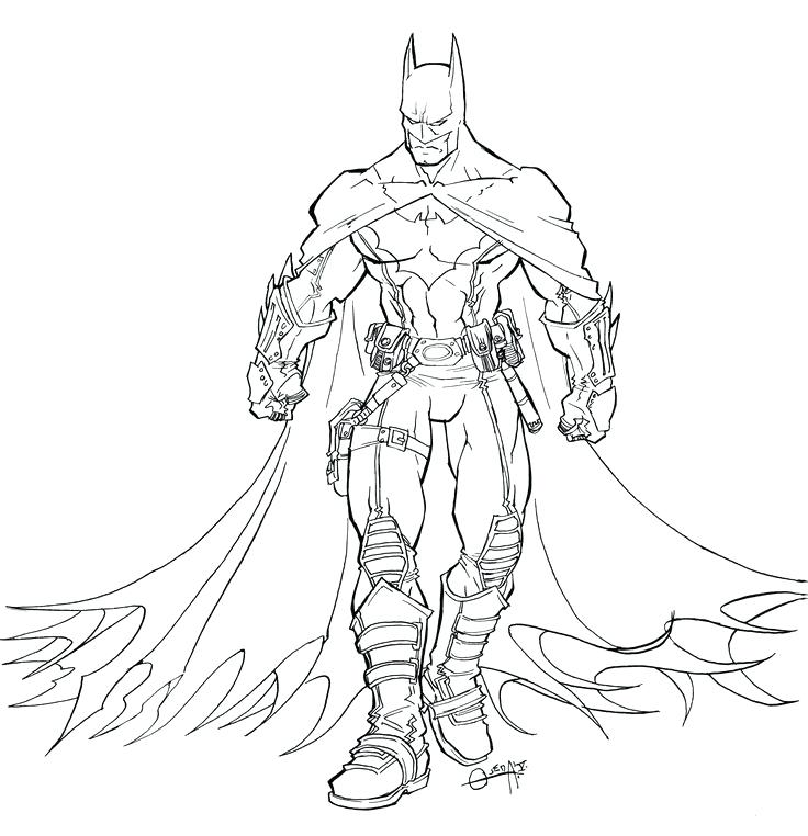736x762 Master Chief Coloring Pages Free Printable Batman Coloring Pages