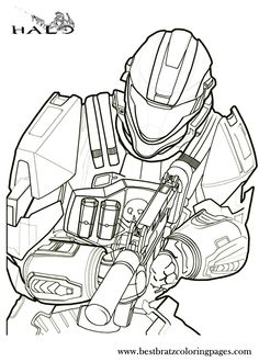 236x330 Coloring Pages Trendy Halo 5 Coloring Pages For Kids Bratz Halo