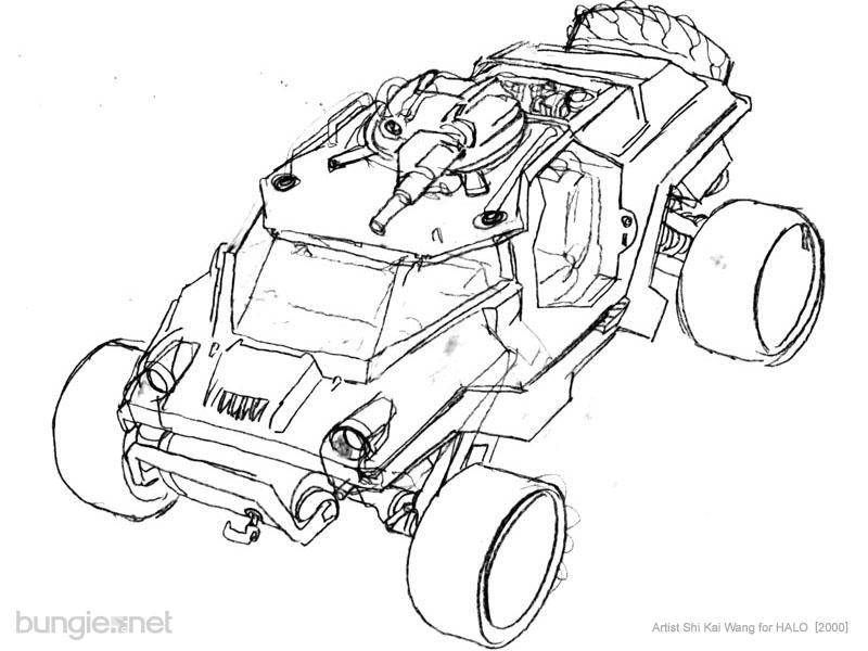 Halo Drawing At Getdrawings Com