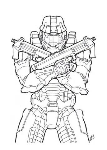 344x480 Coloring Pages Engaging Halo 5 Coloring Pages Halo 5 Coloring