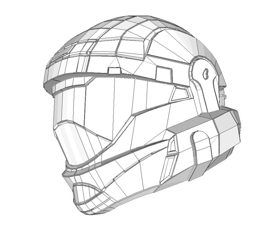 920x755 Halo Helmet