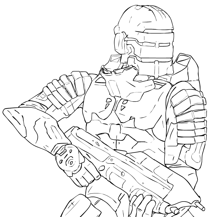 896x914 Halo Reach Forum Community Input Armor Variants