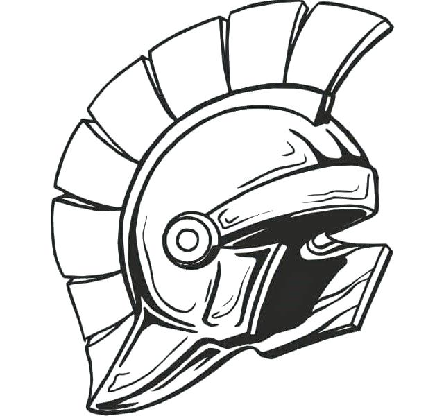 640x600 Spartan Coloring Pages Halo Spartan Coloring Pages Printable