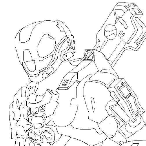 504x504 Eva Spartan,un Finished By Lemonpiggy
