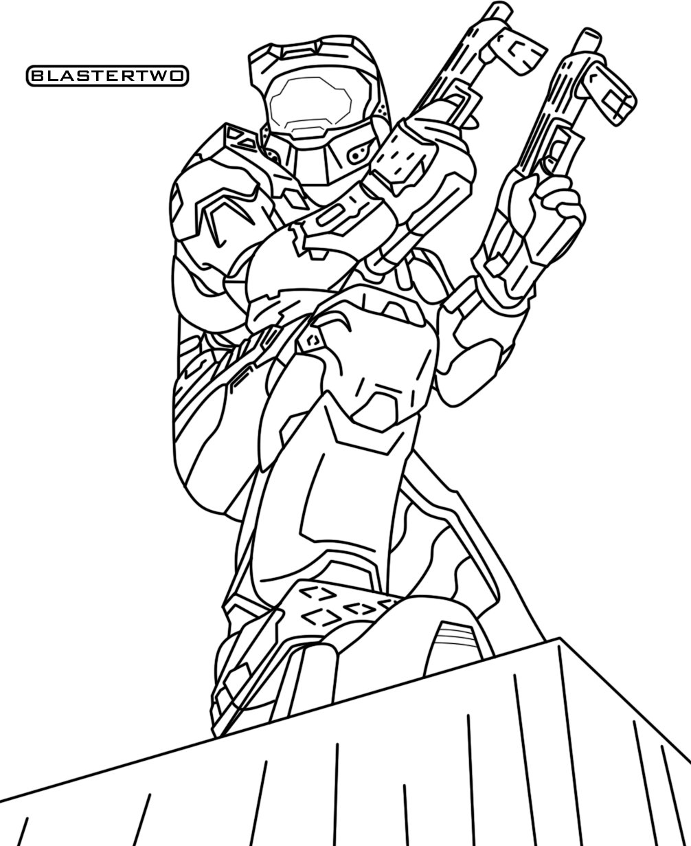 1006x1231 Master Chief Lines By Blastertwo