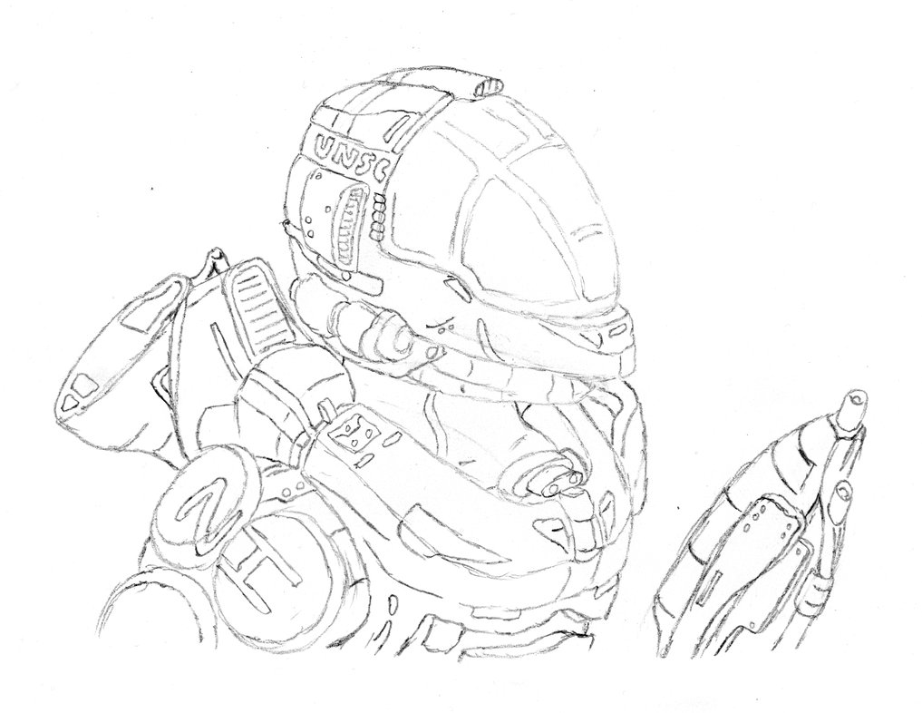 1017x786 Draw Halo Pictures Images