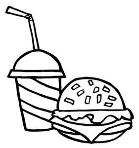 281x300 Free Hamburger Clipart Image 0521 1004 0715 5818 Computer Clipart
