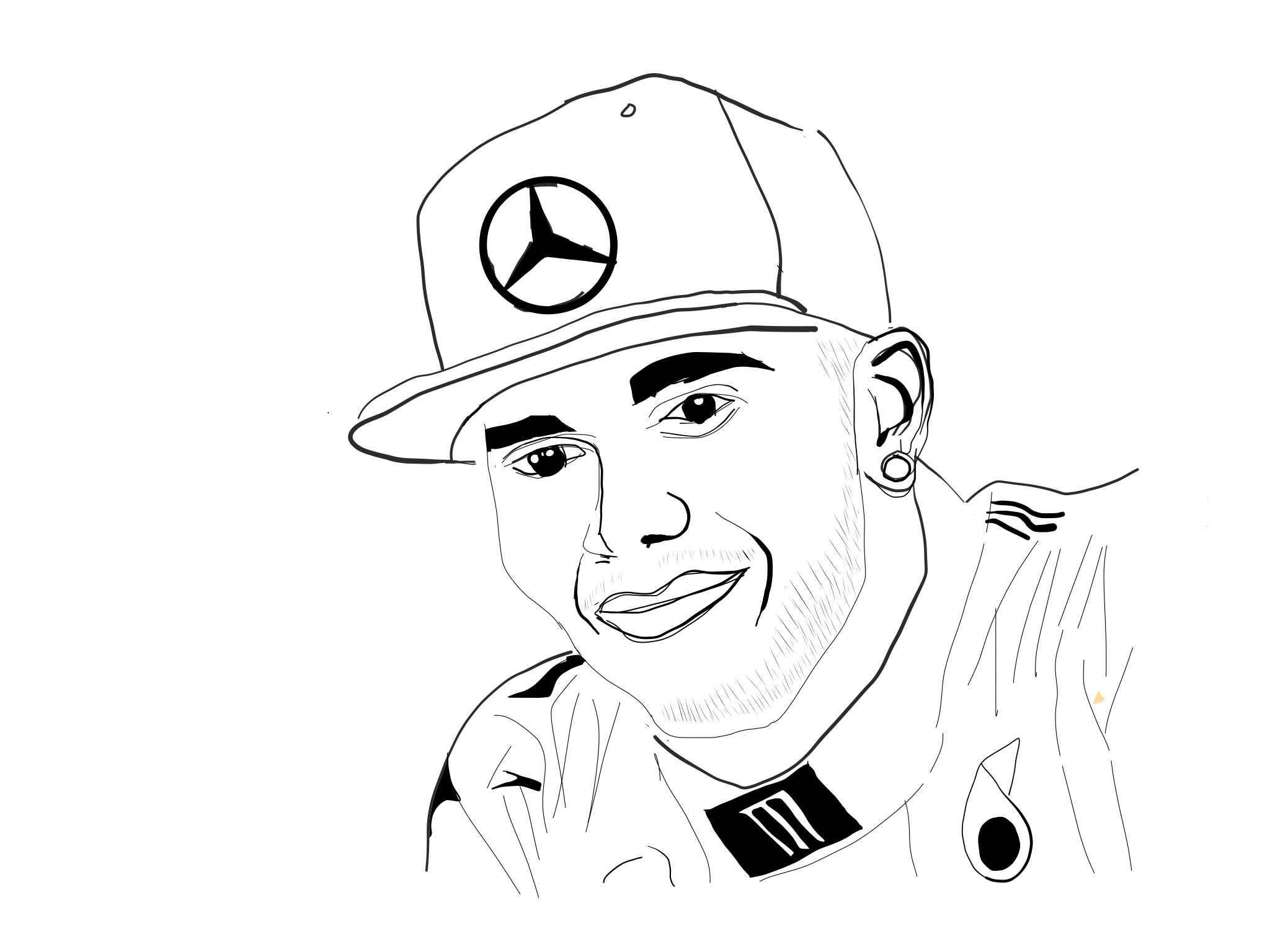 2048x1536 Lewis Hamilton, Human Beings Amp Innovation (They Are All Connected