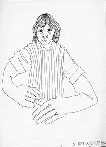 217x300 Sarah Hamilton Drawings