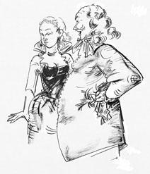 212x247 William Hamilton Original Drawings