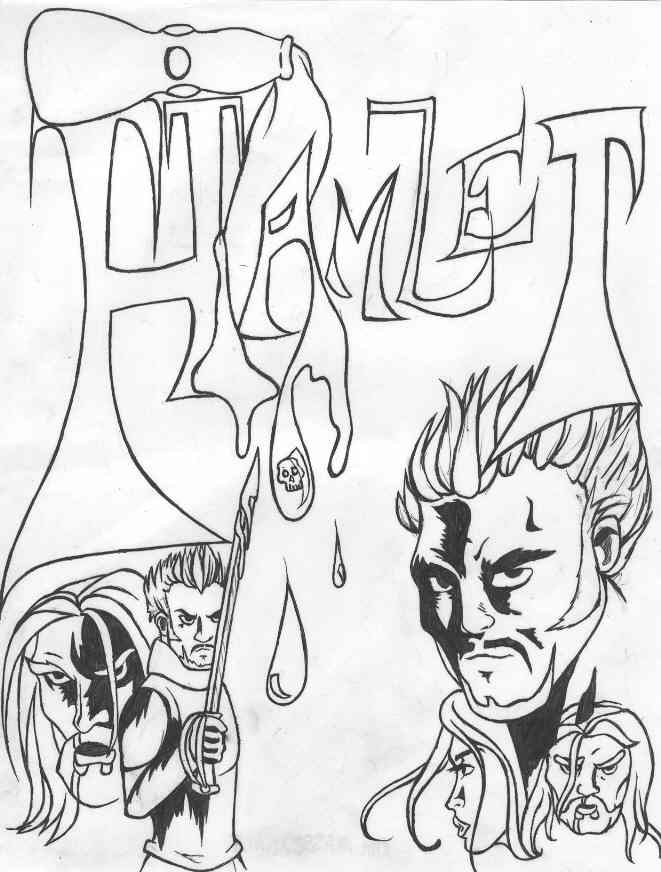 661x872 Hamlet Coverpage By Thehumbleego Maniac