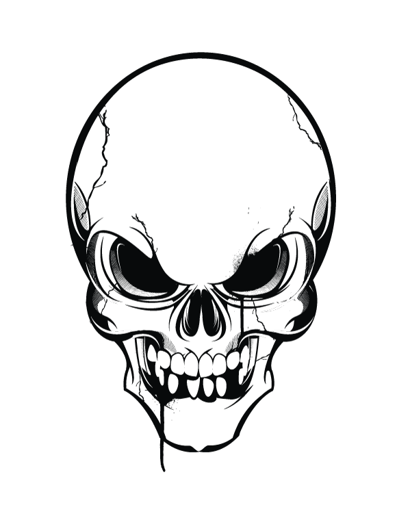 580x757 Free Skull Images