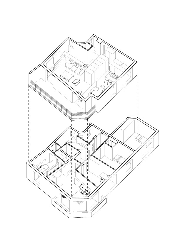 595x842 Gallery Of Duplex