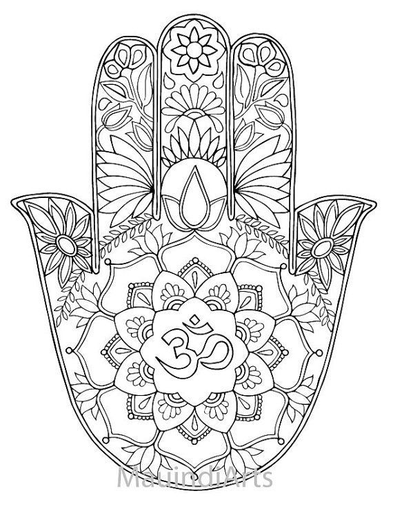 570x738 Best Hamsa Drawing Ideas On Hamsa, Fatima Hand