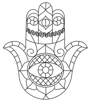300x338 Sketched Hamsa Urban Threads Unique And Awesome Embroidery Designs