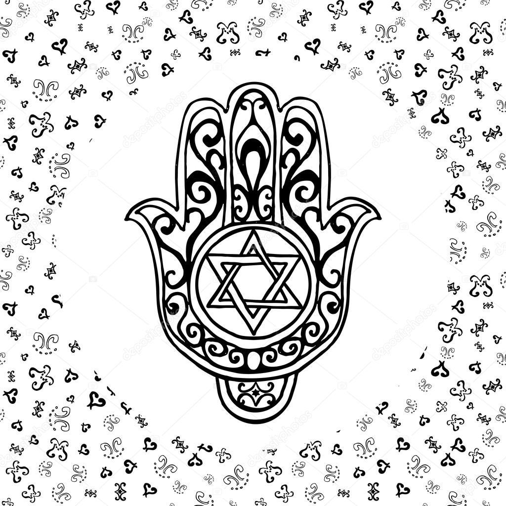 1024x1024 Religious Hand Symbol Gallery