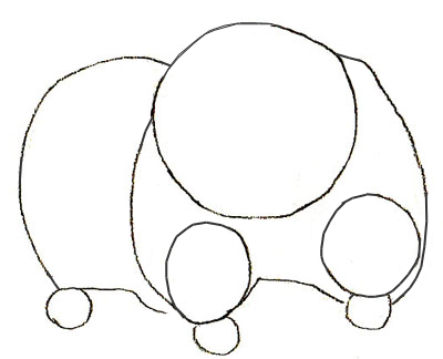 400x324 How To Draw A Hamster