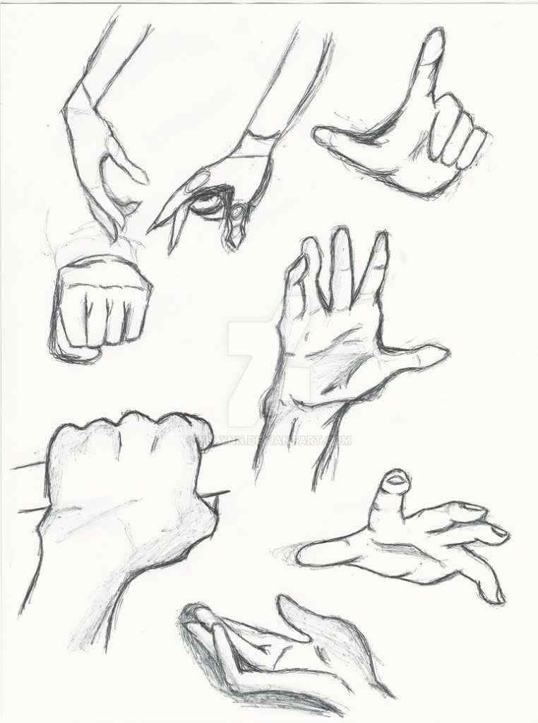 762x1024 Anime Hand Drawing Most Amazing Anime Hand Drawing