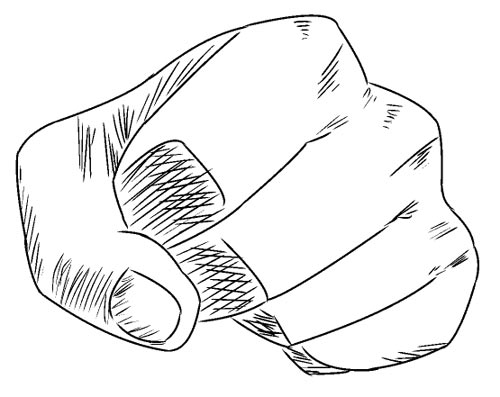 500x397 One Tip If You Are Struggling With Drawing Hands
