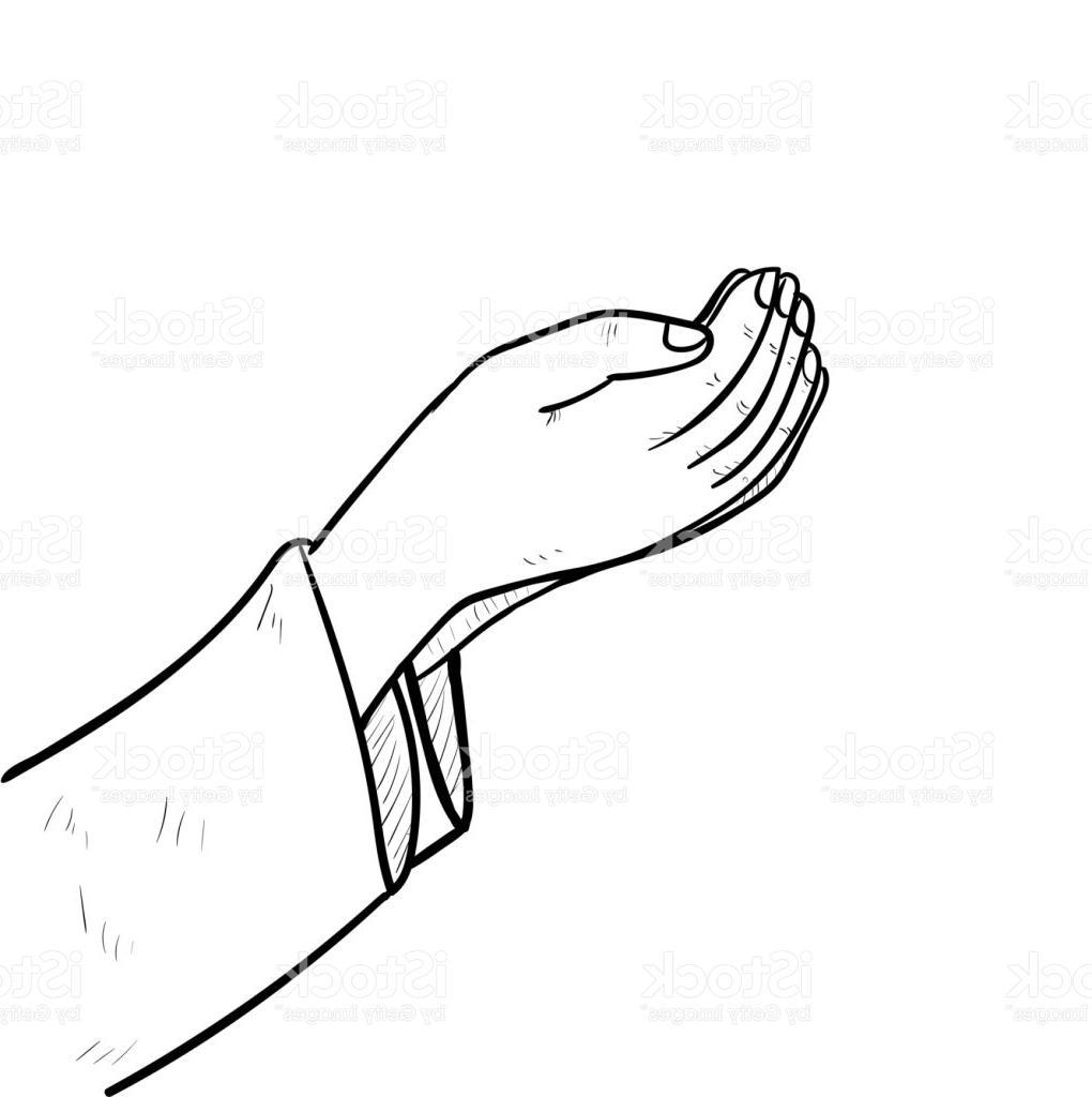 1020x1024 Best Free Hand Drawing Muslim Prayingvector Illustration Vector