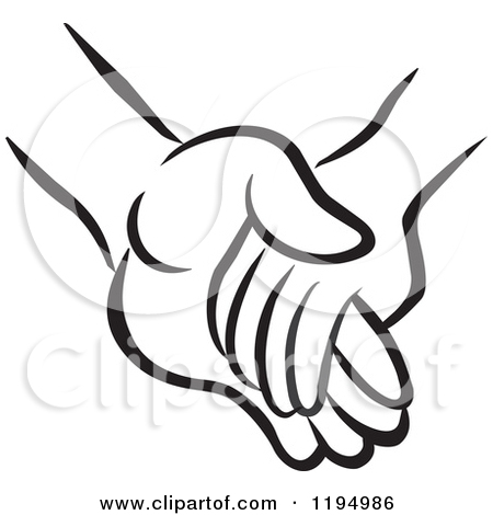 450x470 Friends Holding Hands Drawing Clipart Panda