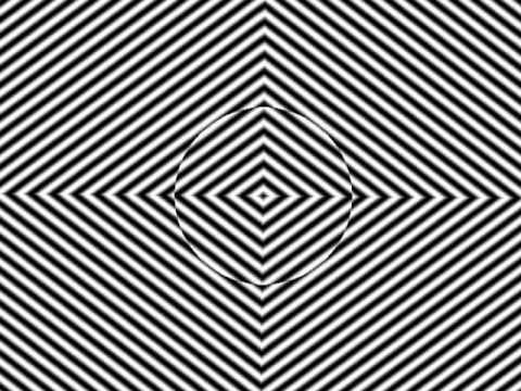 480x360 Distortion Optical Illusion Movie