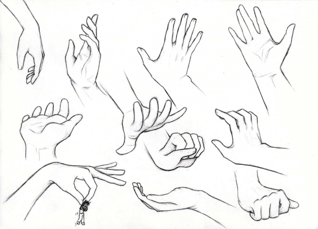 1024x739 Hand Drawing Reference Hands Bethelina