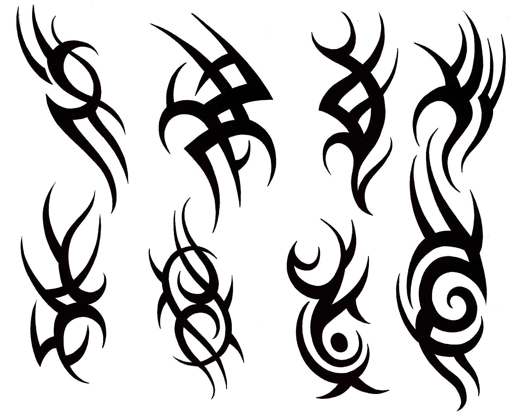 1750x1375 Hand Drawn Tattoo Designs For Men