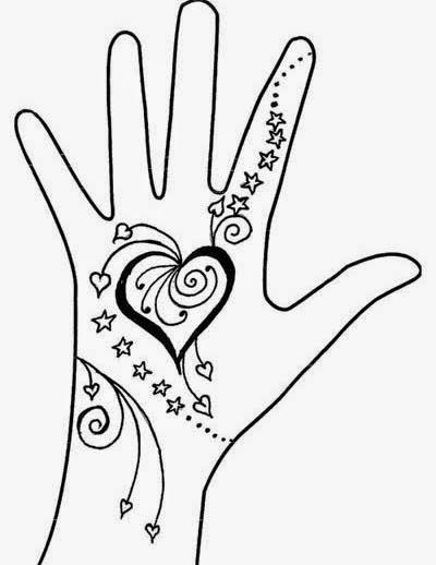 400x518 Henna Designs 2014 Tattoo Designs Hair Dye Designs For Hands Art